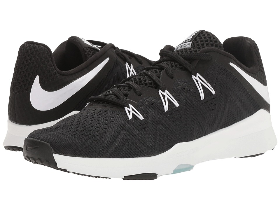 Nike - Zoom Condition TR (Black/White/Anthracite) Women's Cross Training Shoes