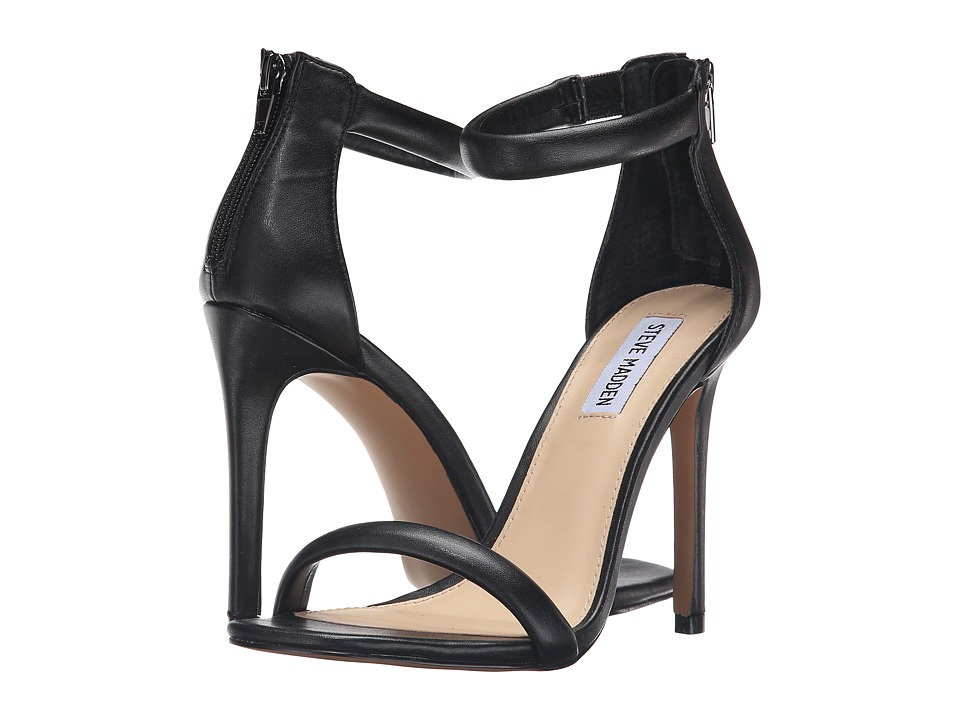 Steve Madden - Fancier (Black) High Heels
