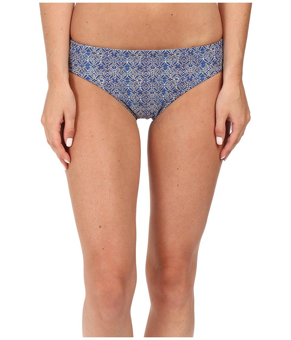 Athena - Marine Banded Pants (Navy) Women's Swimwear