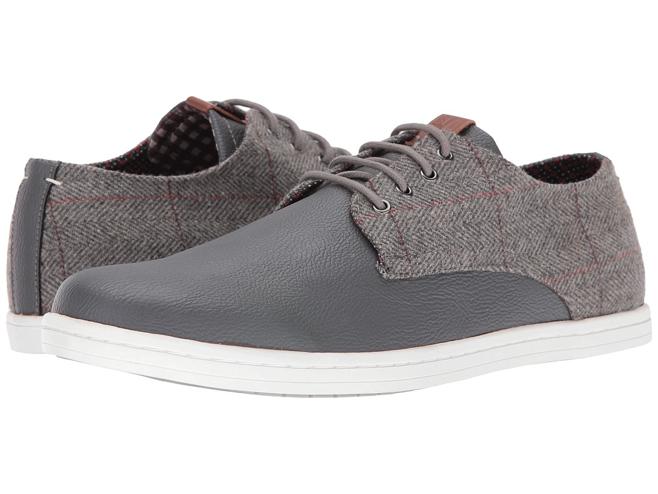 Ben Sherman - Parnell (Grey) Men's Shoes