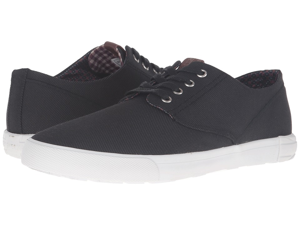 Ben Sherman - Rhett (Black Nylon) Men's Lace up casual Shoes