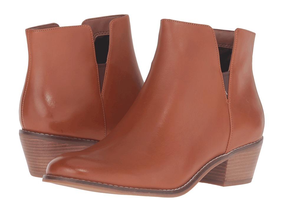 Cole Haan - Abbot Bootie (Acorn Leather) Women's Boots