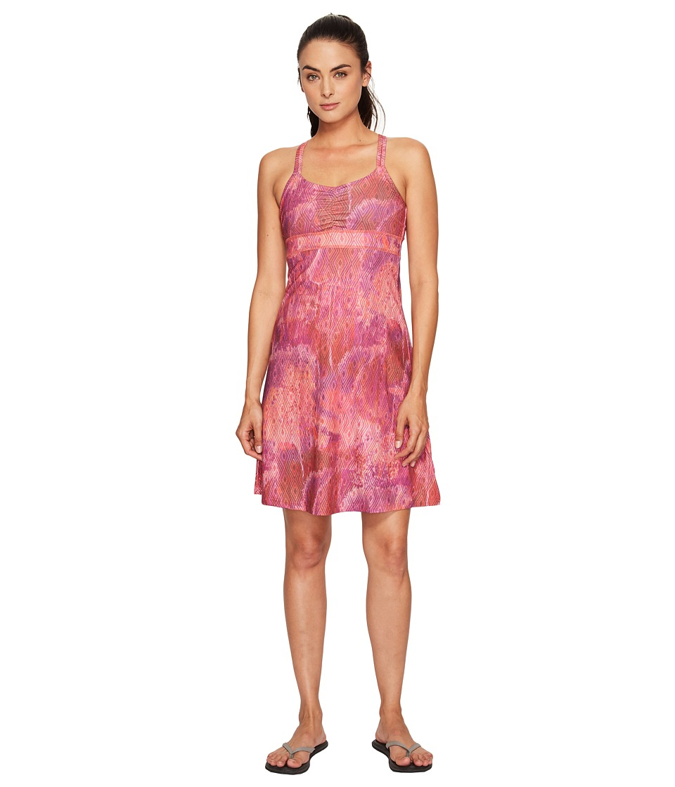 Marmot - Taryn Dress (Neon Berry Day Dream) Women's Dress