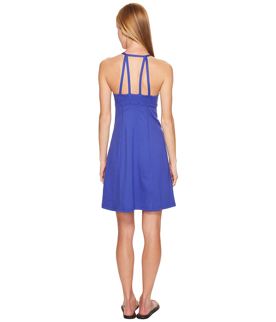 Marmot - Genevieve Dress (Spectrum Blue) Women's Dress