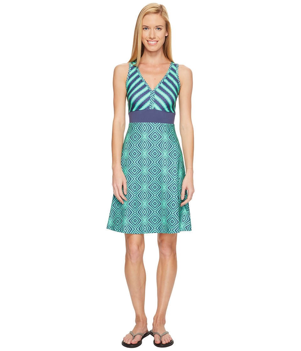 Marmot - Becca Dress (Monsoon Scribe/Monsoon) Women's Dress