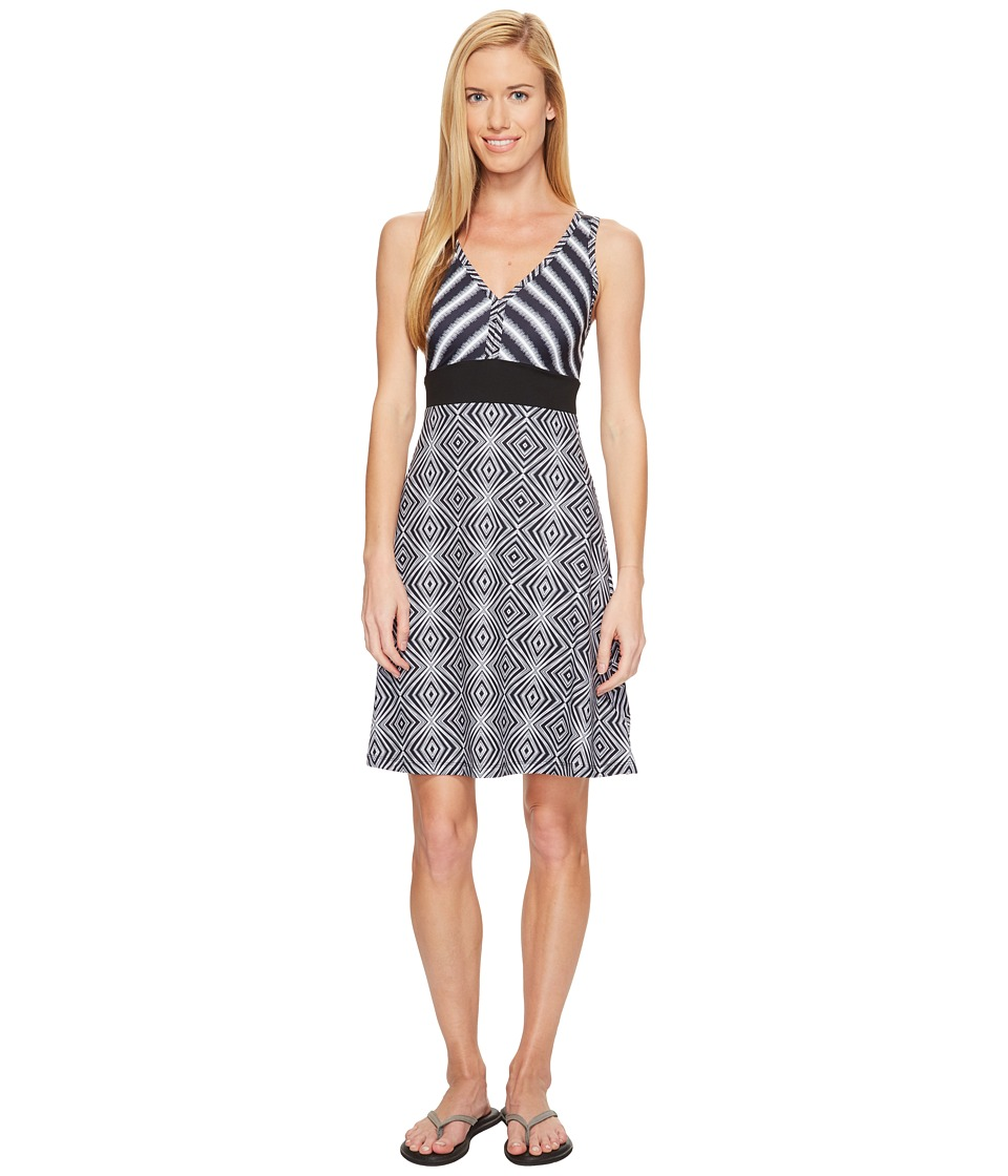 Marmot Becca Dress (Black Scribe/Black) Women