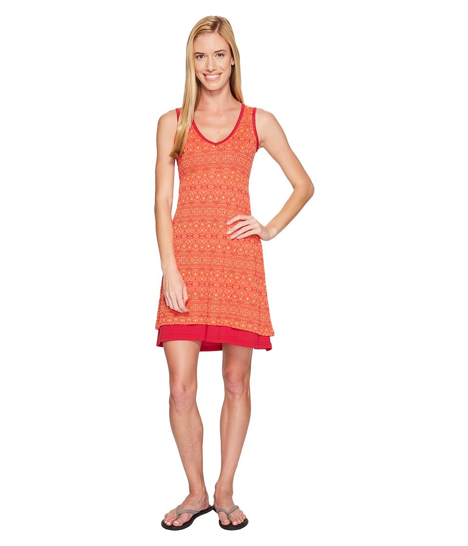 Marmot - Larissa Dress (Persian Red Sage) Women's Dress