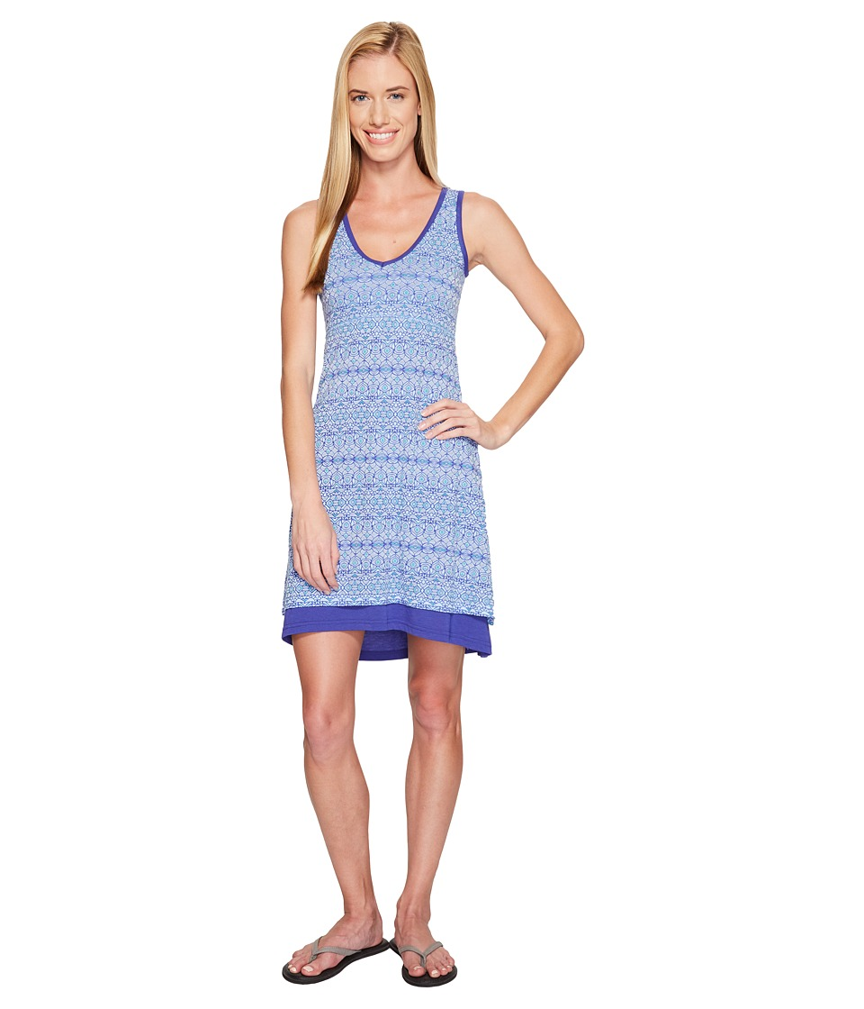 Marmot - Larissa Dress (Spectrum Blue Sage) Women's Dress