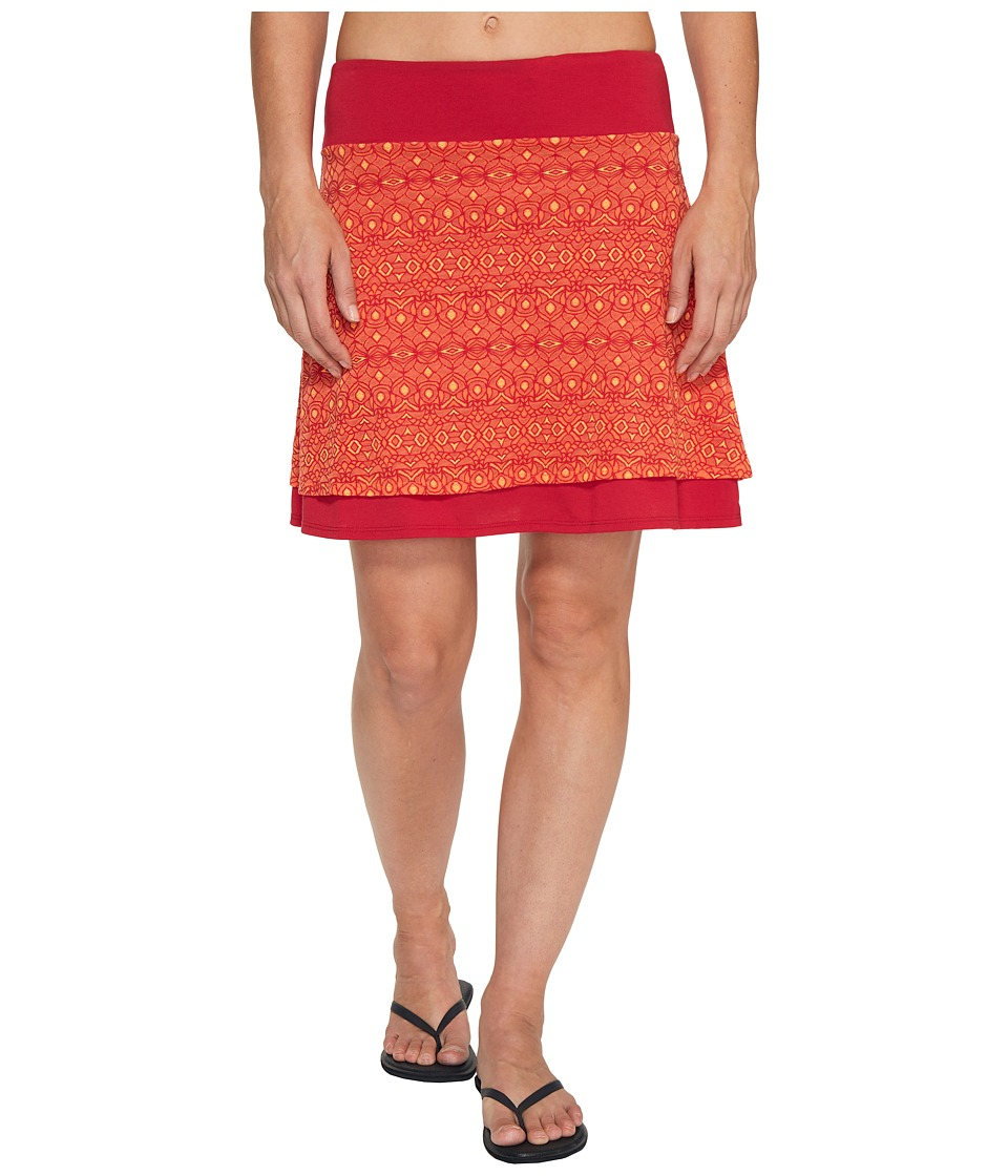 Marmot Samantha Skirt (Persian Red Sage) Women