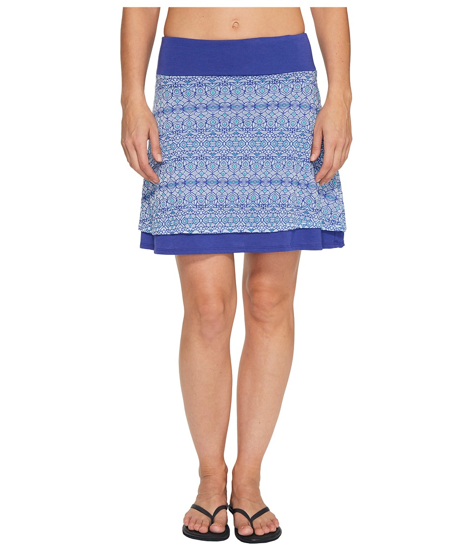 Marmot - Samantha Skirt (Spectrum Blue Sage) Women's Skirt