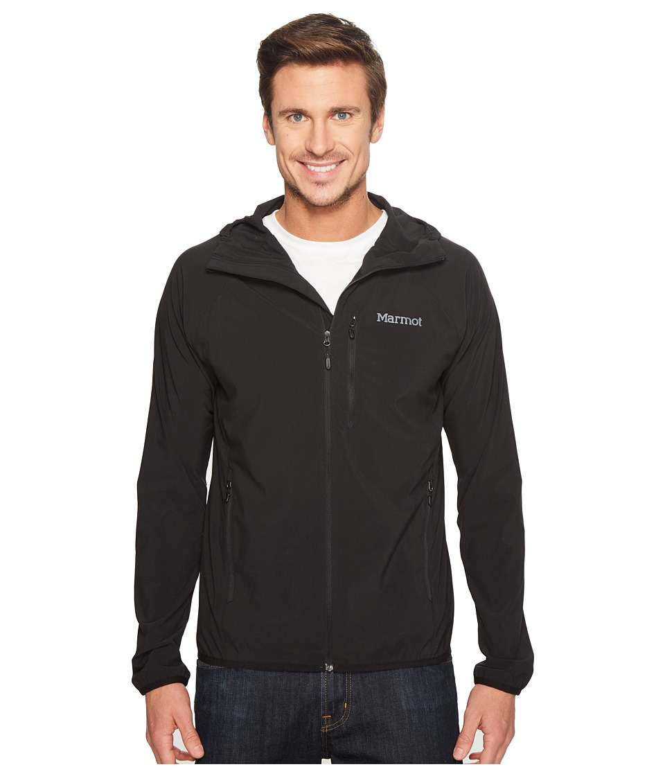 Marmot - Lightstream Jacket (Black) Men's Coat