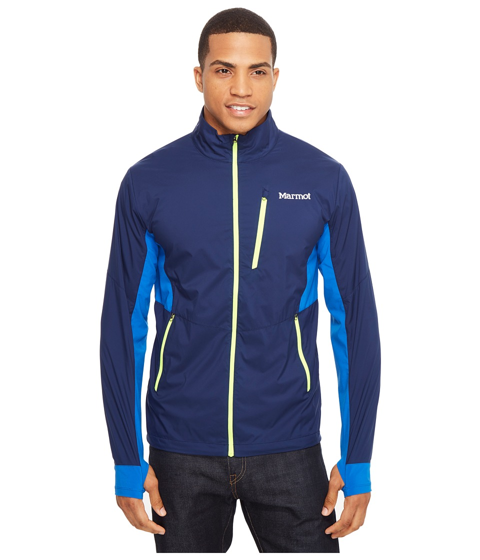 Marmot - Hyperdash Jacket (Arctic Navy/True Blue) Men's Coat