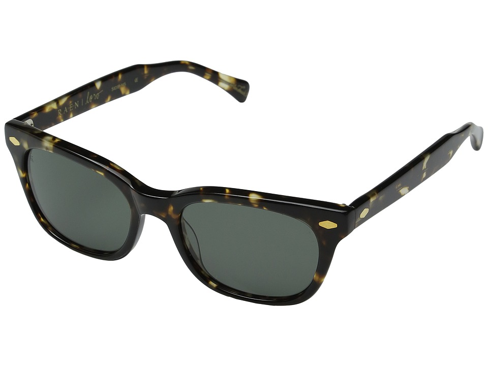 RAEN Optics - Loro (Green w/ Brindle Tortoise) Fashion Sunglasses