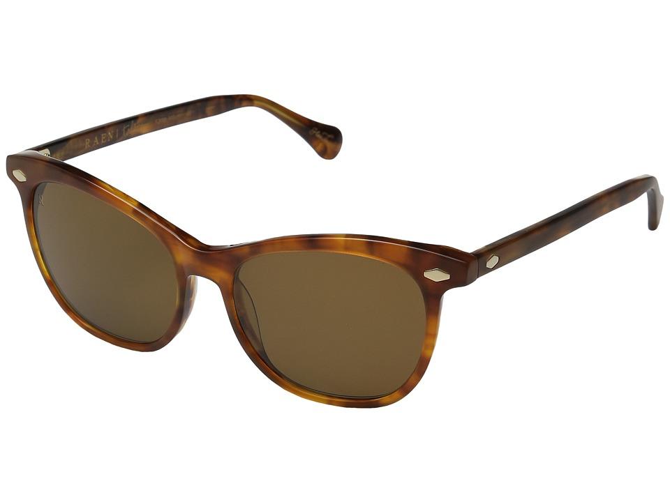 RAEN Optics - Talby (Brown w/ Split Finish Rootbeer) Fashion Sunglasses