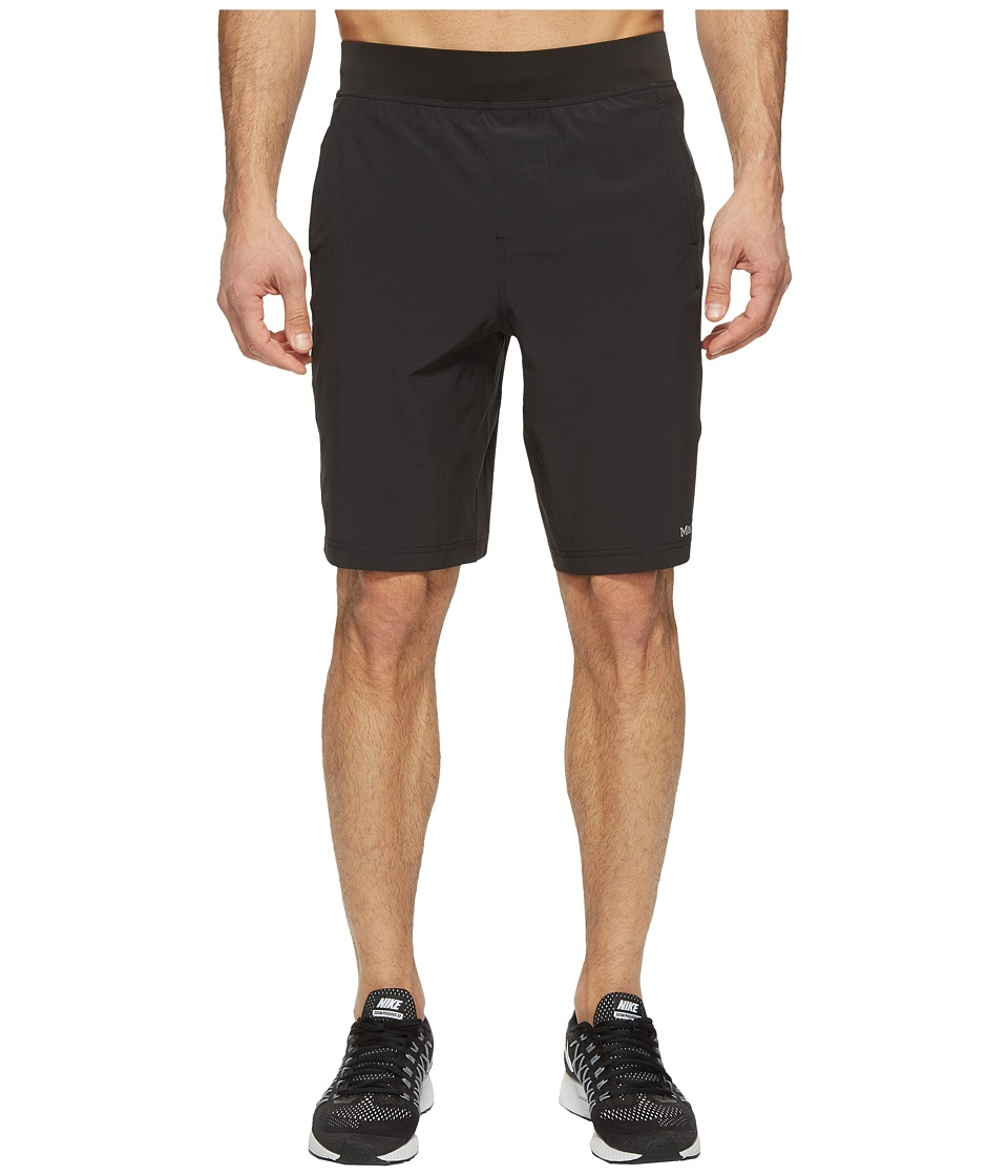 Marmot - Impulse Shorts (Black) Men's Shorts