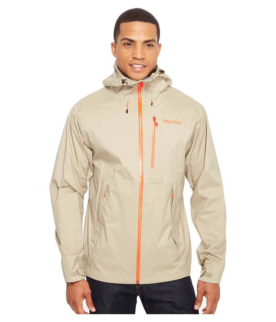 Marmot - Magus Jacket (Light Khaki) Men's Coat