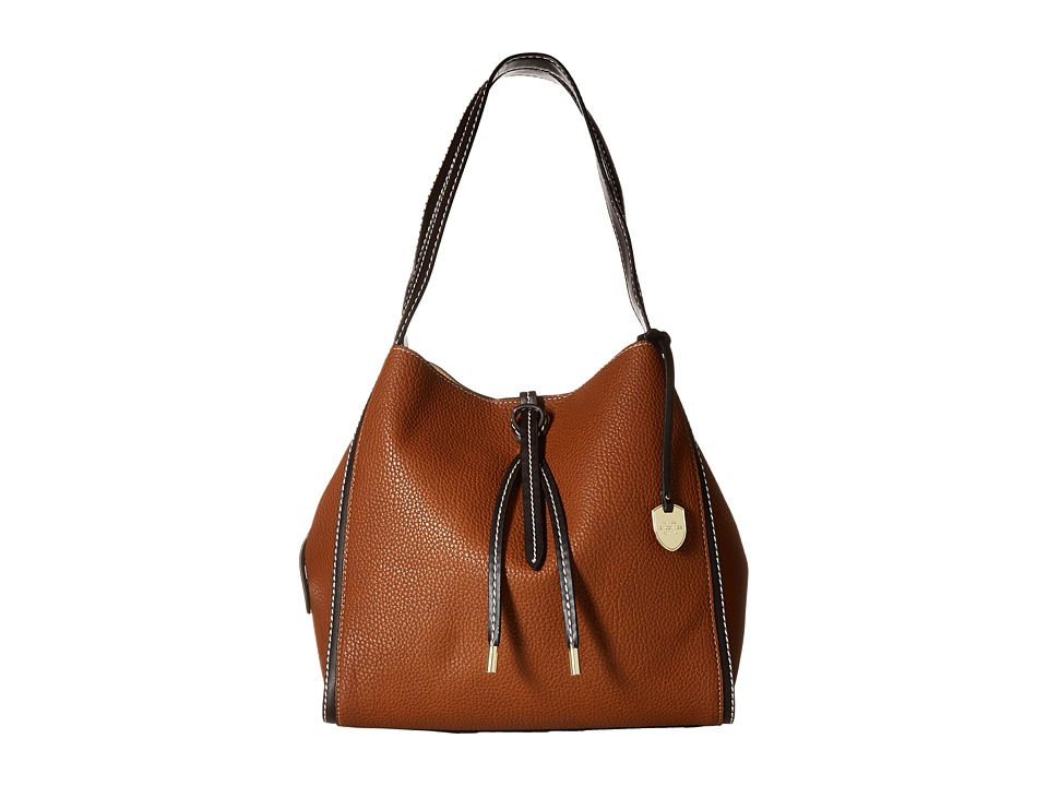 London Fog - Newbury 4-Poster (Nutmeg) Handbags