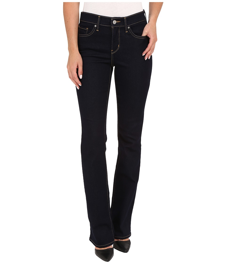 Levi's(r) Womens - 315tm Shaping Bootcut (Soft Black) Women's Jeans