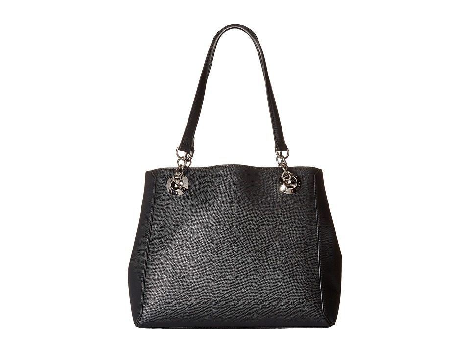 London Fog - Barrow Tote (Black) Tote Handbags