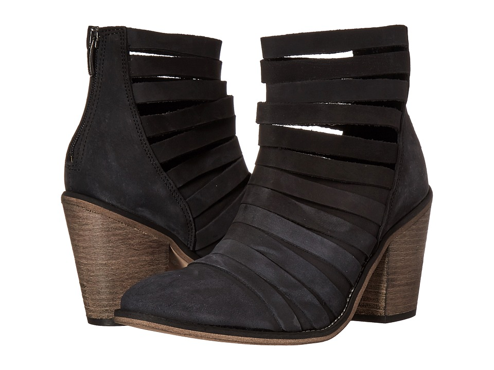 Free People - Hybrid Heel Boot (Black) Women's Shoes