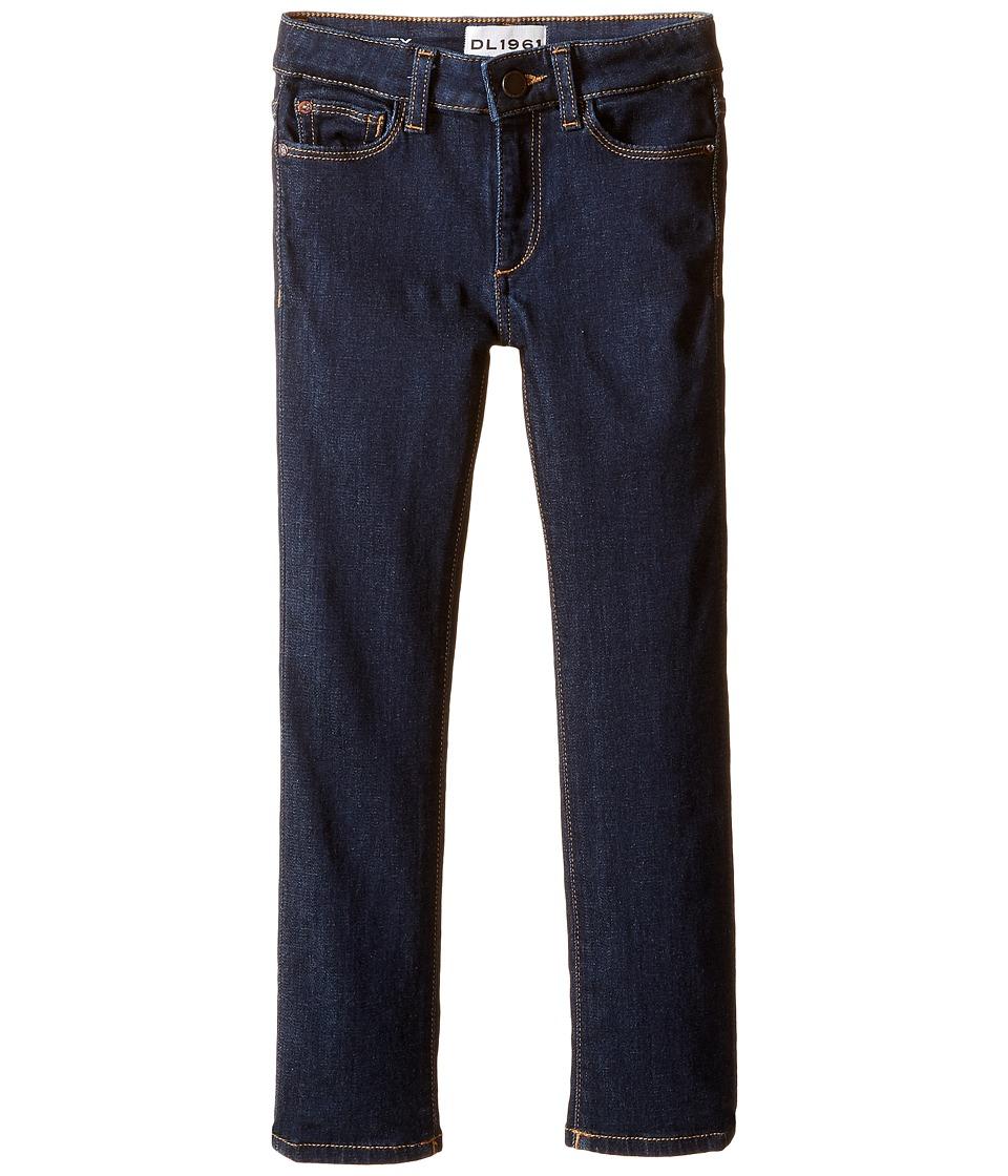 DL1961 Kids - Chloe Skinny Jeans in Monroe (Toddler/Little Kids) (Monroe) Girl's Jeans