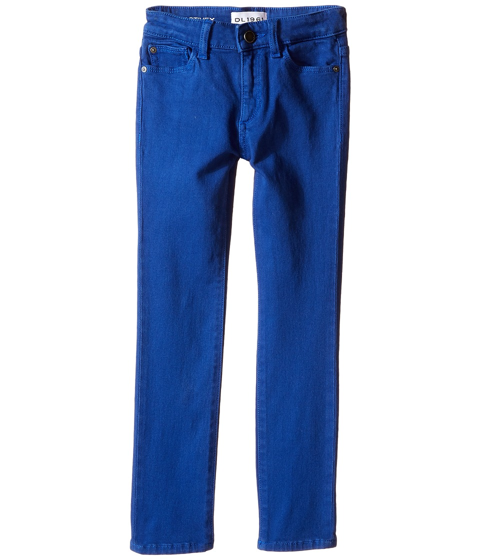 DL1961 Kids Chloe Skinny Jeans in Blue Crush (Toddler/Little Kids) (Blue Crush) Girl