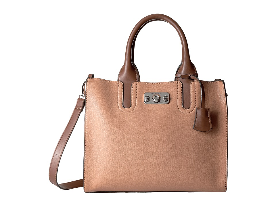 London Fog - Strattford Shopper (Tan) Tote Handbags