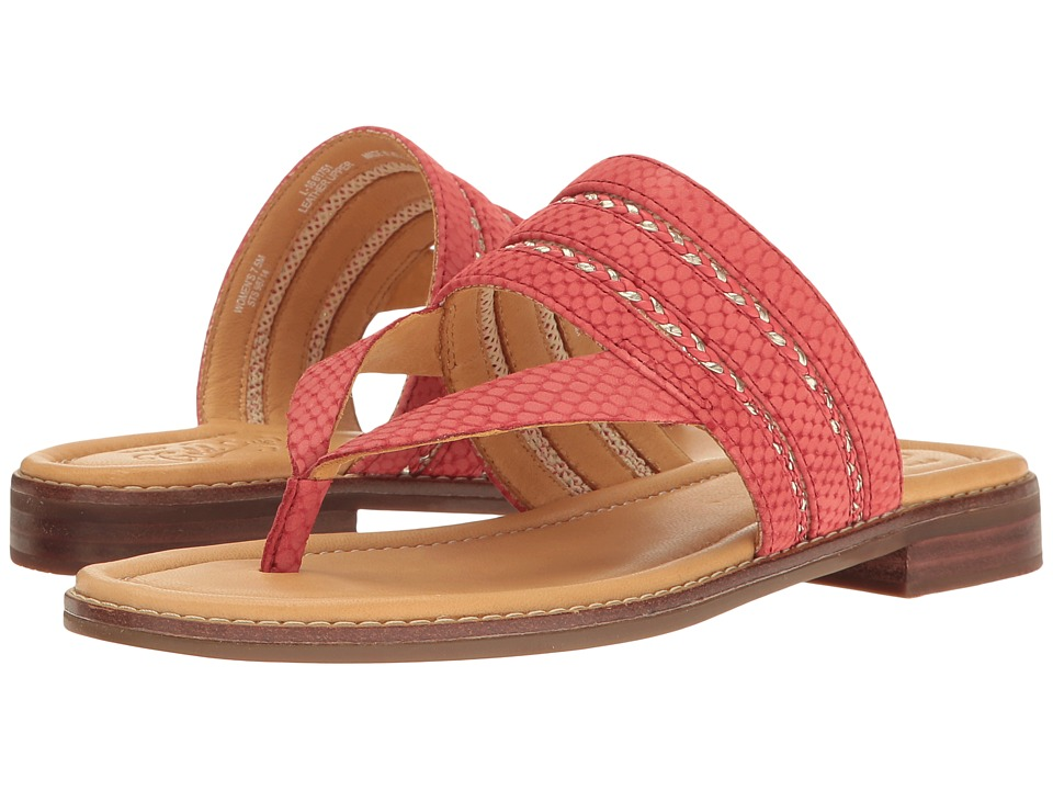 Sperry - Gold Cup Flat Abbey Anne (Wild Rose) Women's Sandals