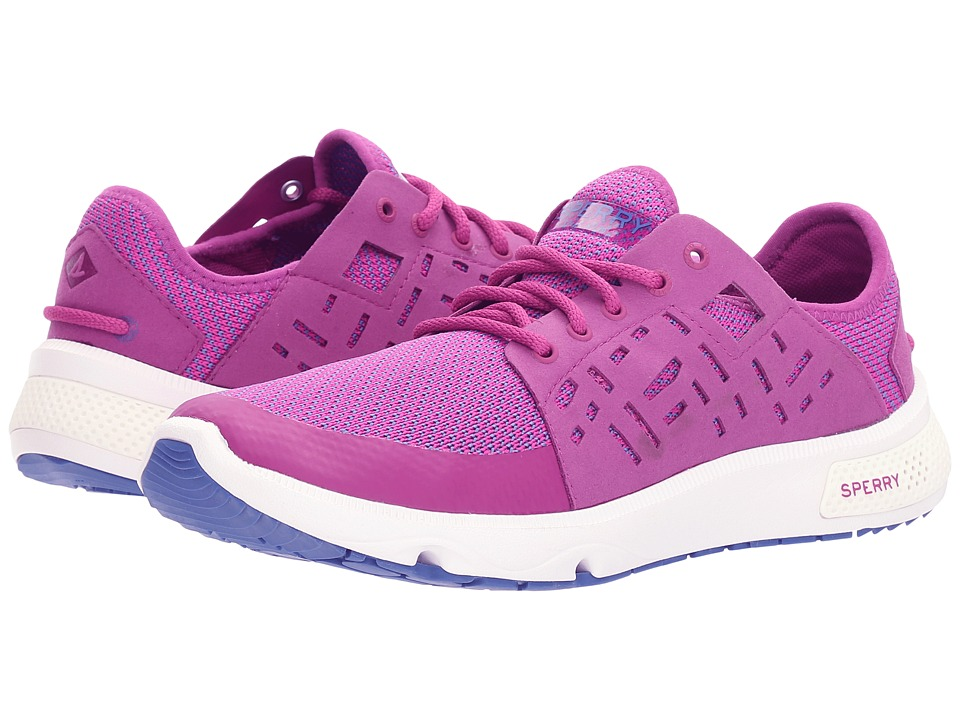 Sperry - 7 Seas Sport (Berry Pink) Women's Lace up casual Shoes