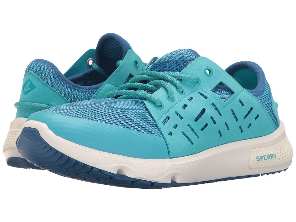 Sperry - 7 Seas Sport (Turquoise) Women's Lace up casual Shoes