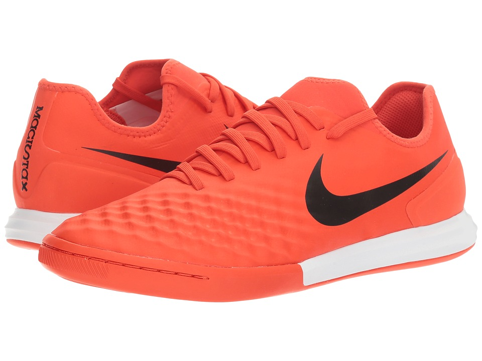 Nike - Magistax Finale II IC (Max Orange/Black/Total Crimson) Men's Shoes