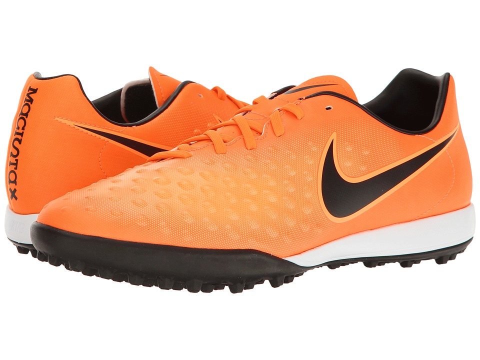 Nike - Magista Onda II TF (Total Crimson/Black/Bright Mango) Men's Shoes