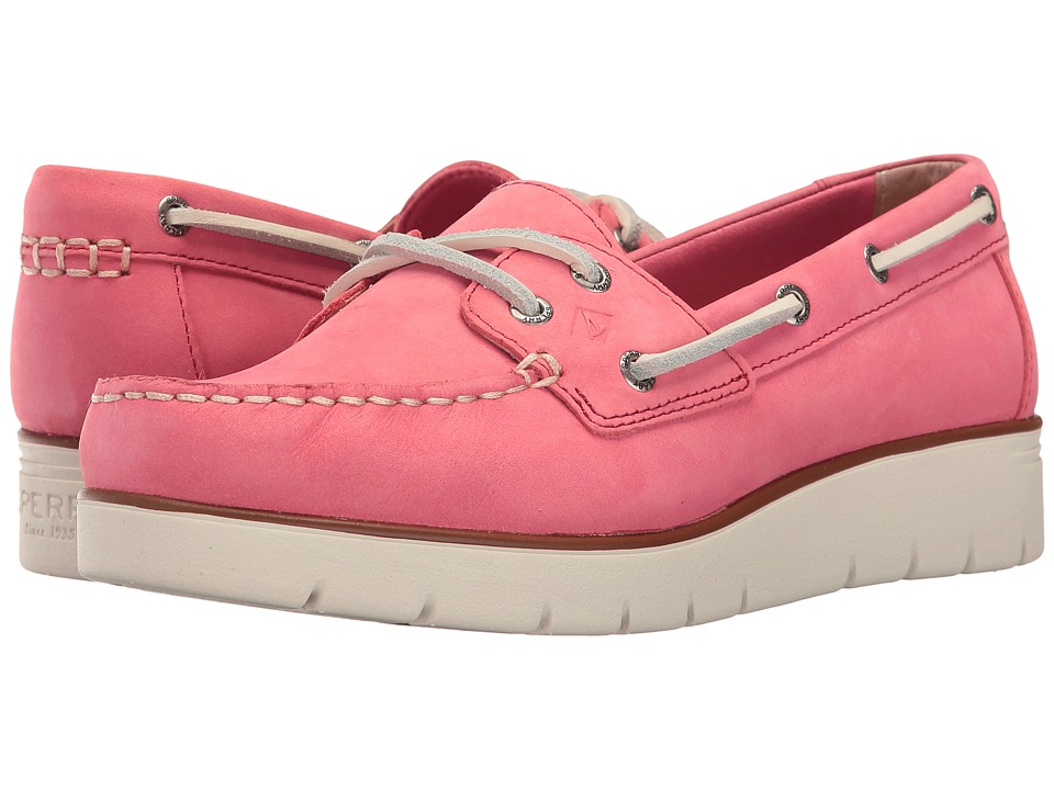 Sperry Azur Cora Nubuck (Wild Rose) Women