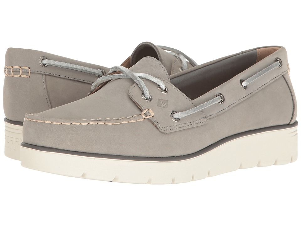 Sperry Azur Cora Nubuck (Grey) Women