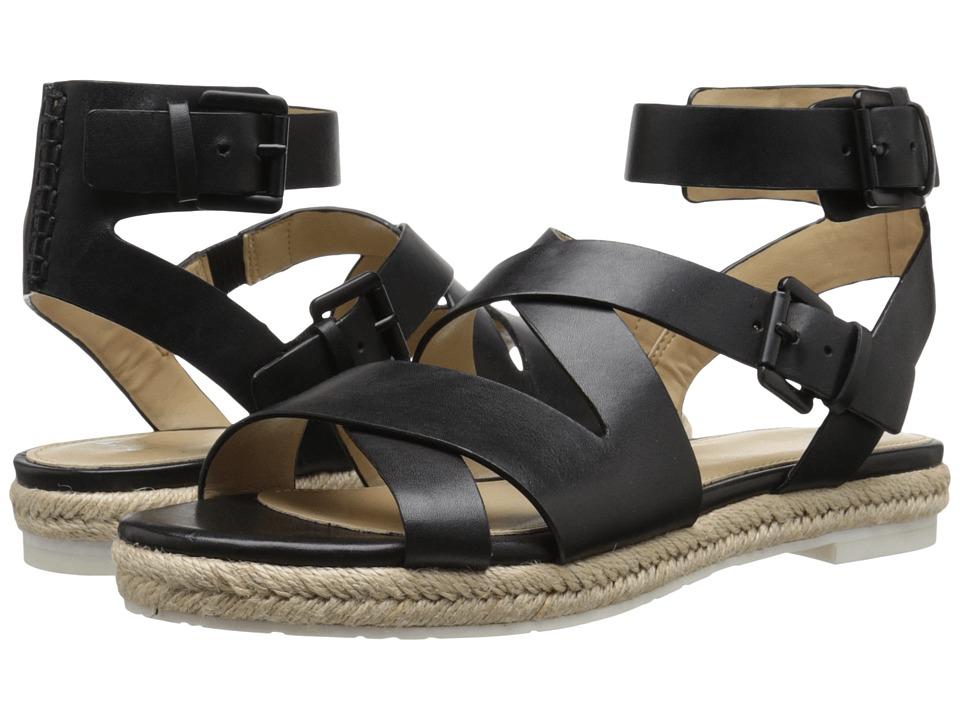 Marc Fisher LTD - Alysse (Black Leather) Women's Shoes