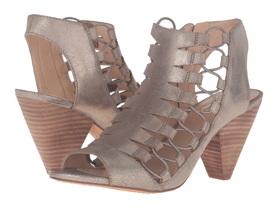 Vince Camuto - Eliaz (Distressed Gold Vintage Textured Metallic) Women's Shoes
