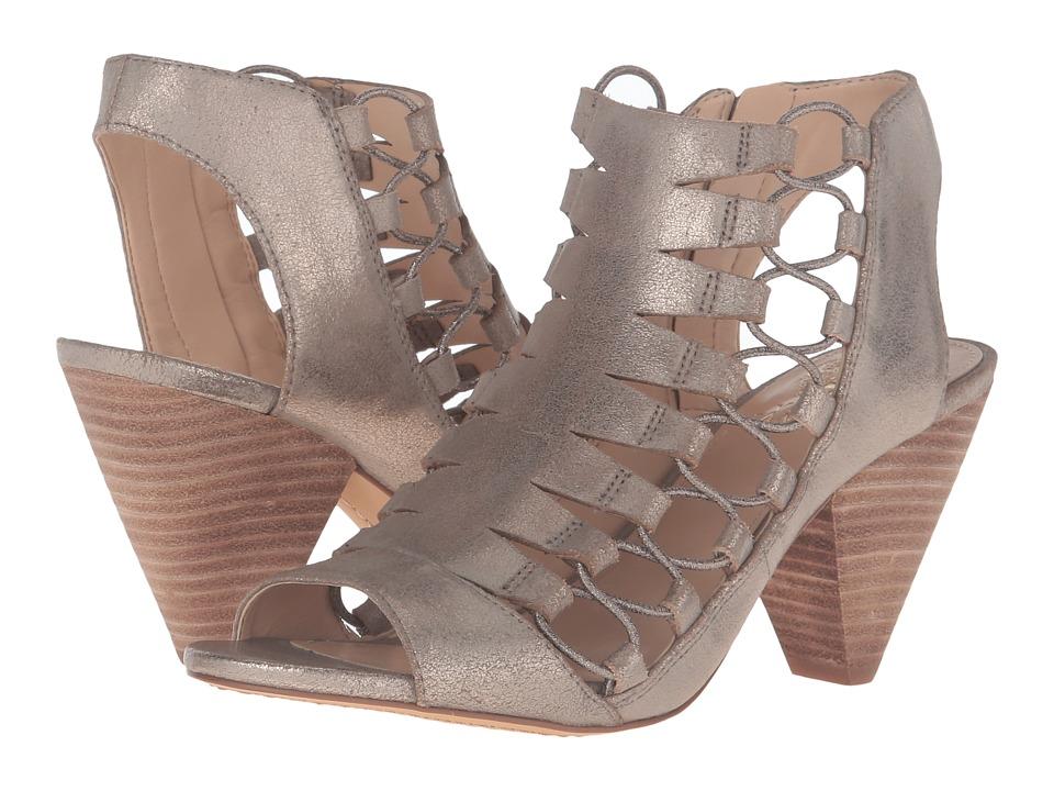 Vince Camuto - Eliaz (Distressed Gold Vintage Textured Metallic) Women's Shoes