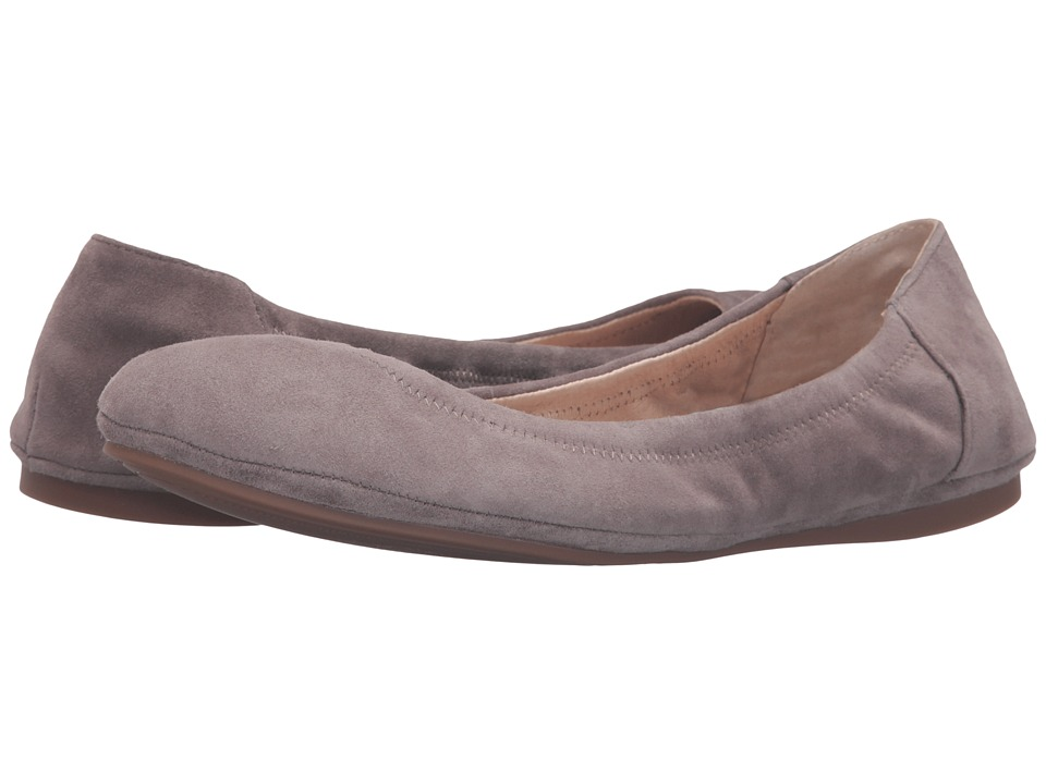 Vince Camuto - Ellen (Stone Taupe True Suede) Women's Flat Shoes