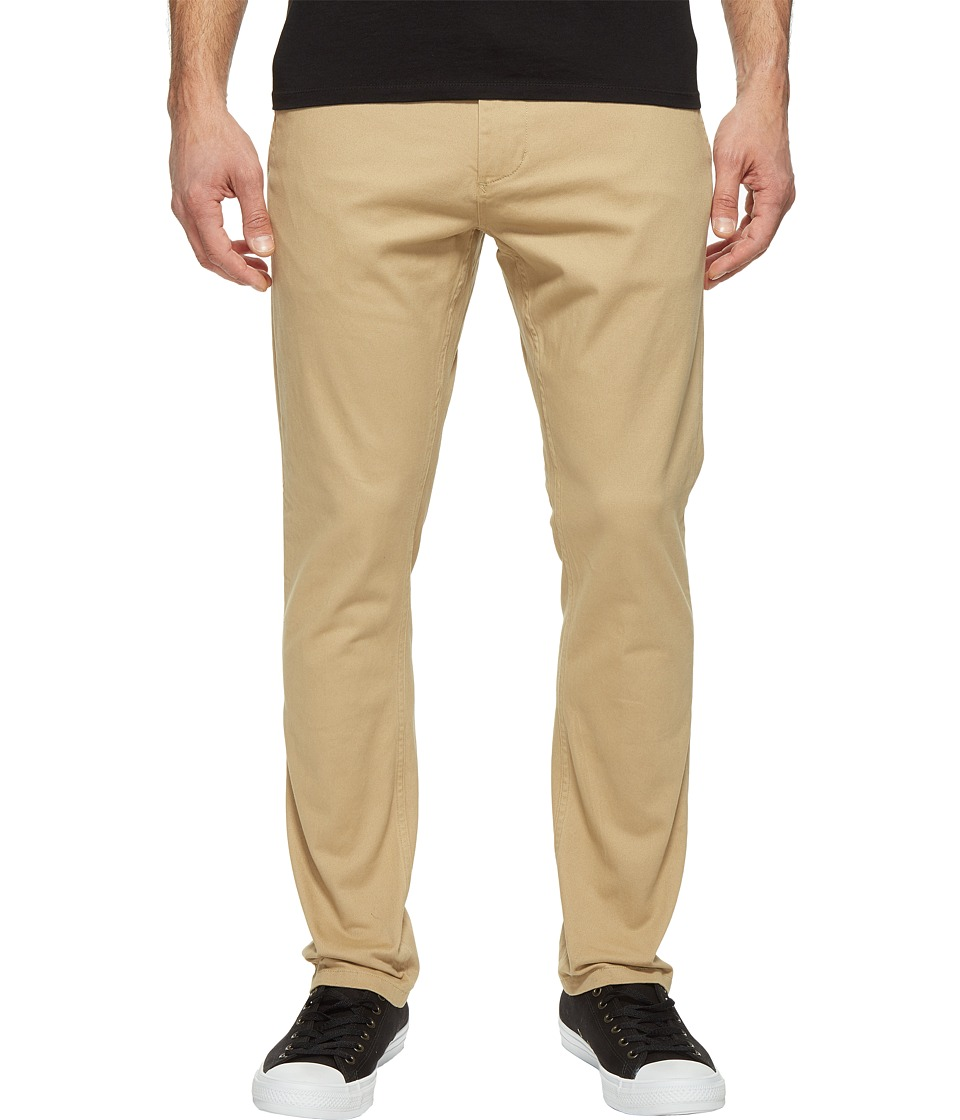 Obey - Working Man Pants II (Khaki) Men's Casual Pants