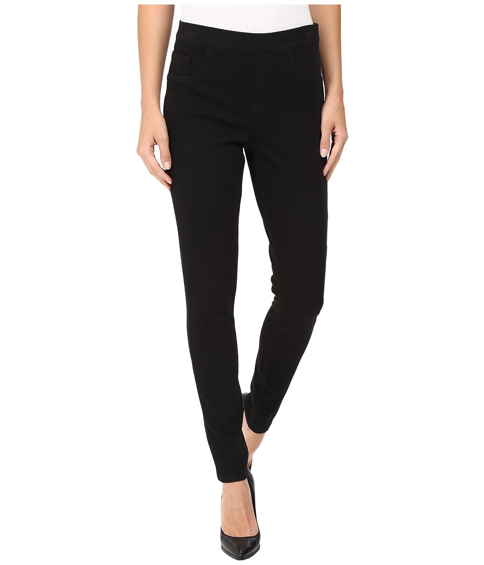Spanx - Jean-Ish Leggings (Very Black) Women's Casual Pants