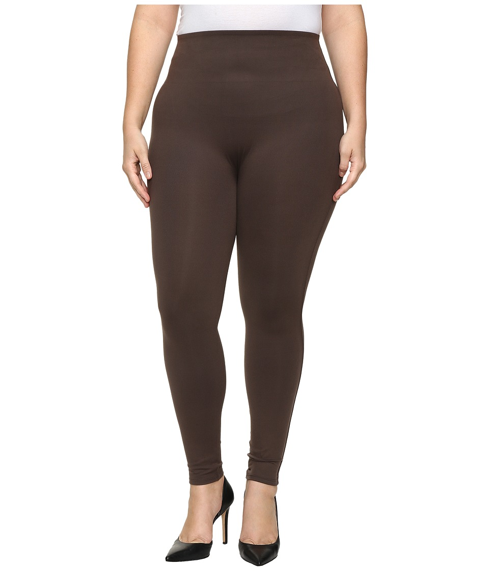 Spanx - Essential Shaping Legging (Espresso Brown) Hose