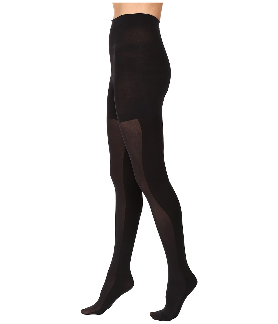 Spanx - Double Take Tights (Very Black) Control Top Hose