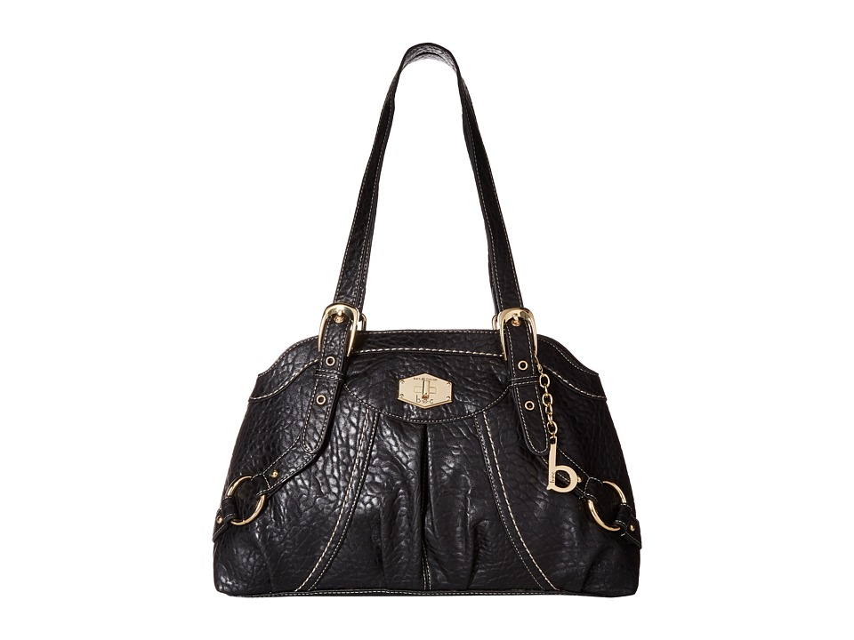 b.o.c. - Cascadia Satchel (Black) Satchel Handbags