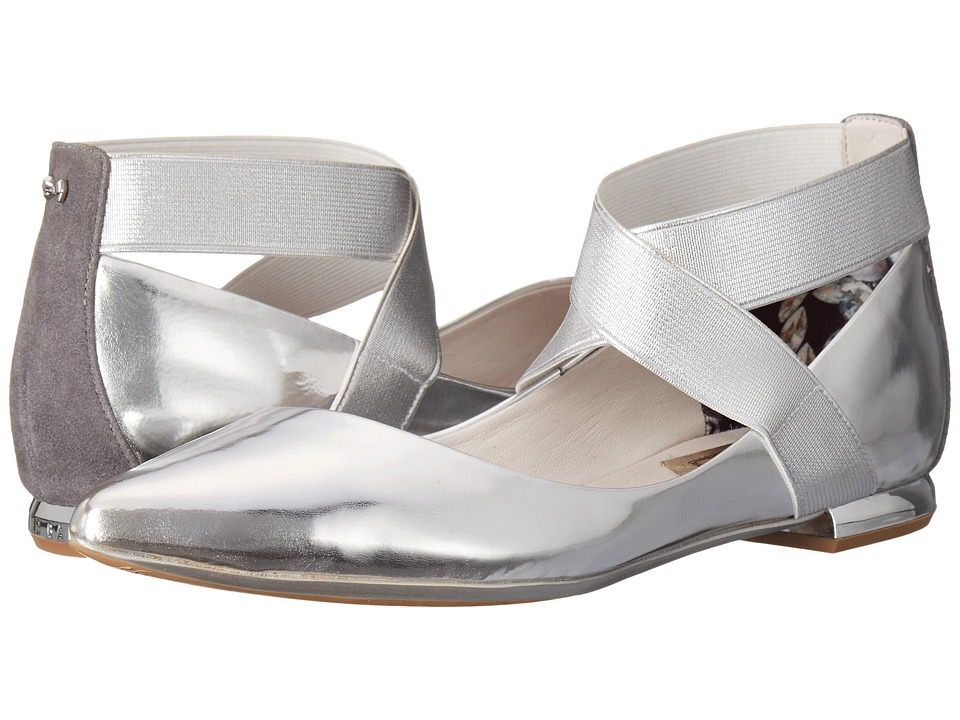 Ted Baker Cencae (Silver Leather) Women