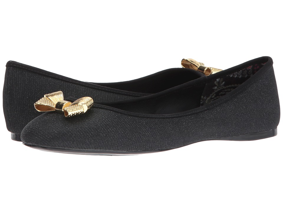Ted Baker - Imme J (Black) Women's Flat Shoes