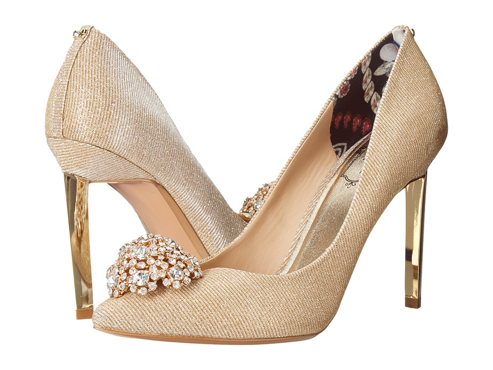 Ted Baker - Peetch (Gold) High Heels