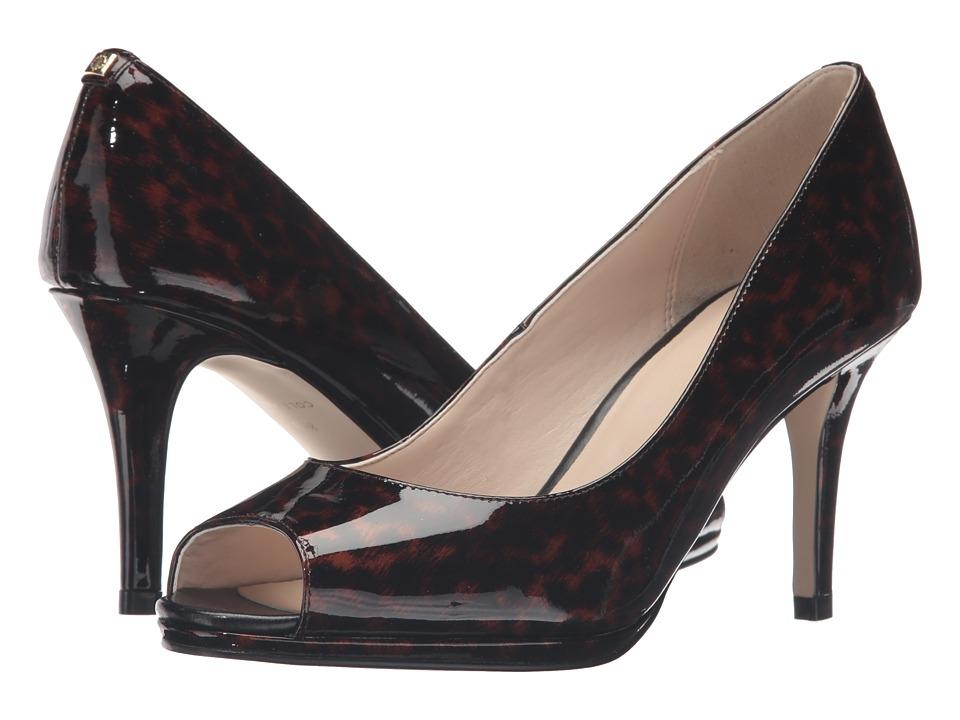 Cole Haan - Davis OT Pump (Tortoise Patent) High Heels