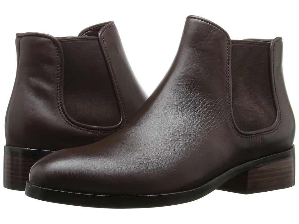 Cole Haan - Ferri Bootie (Chestnut) Women's Boots