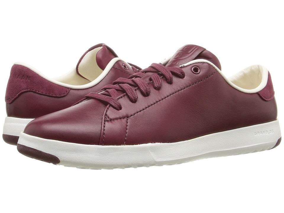 Cole Haan - Grandpro Tennis (Zinfandel) Women's Lace up casual Shoes