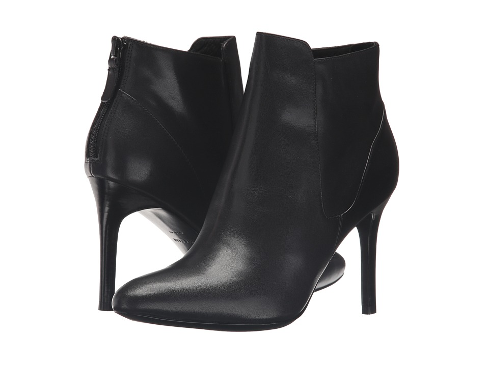 Cole Haan Narelle Bootie (Black Leather) Women